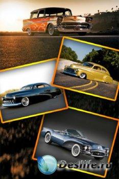 Антикварные автомобили (подборка изображений)
