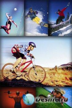 Виды спорта (подборка изображений)