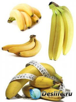 Фрукты: Банан (подборка изображений)