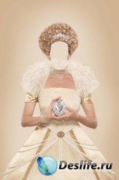 Костюм женский для фотошопа – Великая королева
