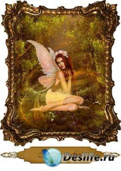 Декор «Пыльца фей»