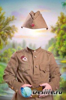 Военный костюм для мальчиков - Красногвардеец