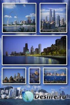 Города, столицы и страны (подборка фото)