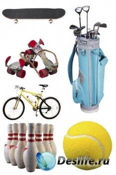 Объекты и вещи спортивный инвентарь часть вторая