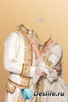 Парный костюм для фотошопа – Историческая пара