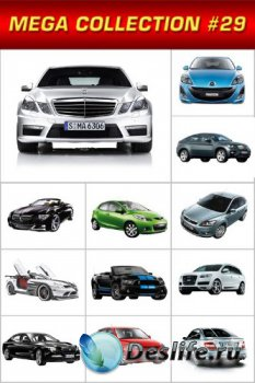 Мега коллекция №29: Автомобили FORD, AUDI, MAERCEDES-BENZ, BMW, MADZA