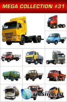 Мега коллекция №30: Автомобили ГАЗ, КАМАЗ, МАЗ