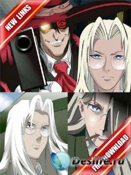 Векторный сток: персонажи аниме (рабочие ссылки, бесплатные файлообменники)
