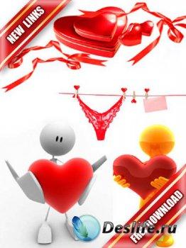 Фотосток: сердце в подарок (рабочие ссылки, бесплатные файлообменники)