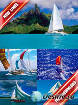 Фотосток: Парусники, катамараны и яхты (рабочие ссылки, бесплатные файлообм ...