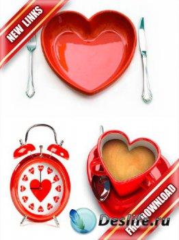Фотосток: Вещи в виде сердец (рабочие ссылки, бесплатные файлообменники)