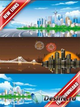 Векторные города, проспекты и улицы (рабочие ссылки, бесплатные файлообменн ...