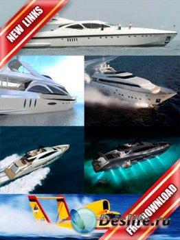 Фотосток: современные яхты и катера (рабочие ссылки, бесплатные файлообменн ...