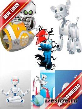 Векторные роботы (часть вторая) рабочие ссылки, бесплатные файлообменники
