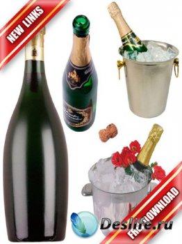 Фотосток:  шампанское и ведерко со льдом (рабочие ссылки, бесплатные файлоо ...