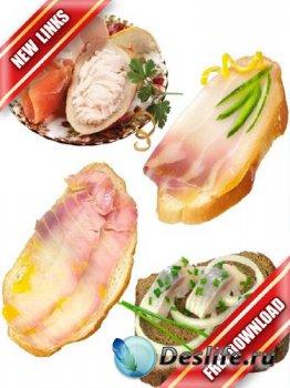 Фотосток: Бутерброды с рыбой и морепродуктами (рабочие ссылки, бесплатные ф ...