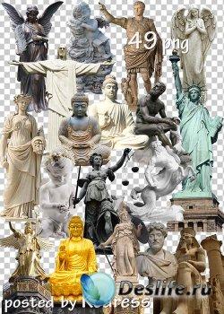 Подборка клипарта png для дизайна - Античная и современная, европейская и в ...