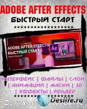 Adobe After Effects: быстрый старт
