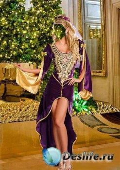 Женский костюм для фотошопа – Королева престолов
